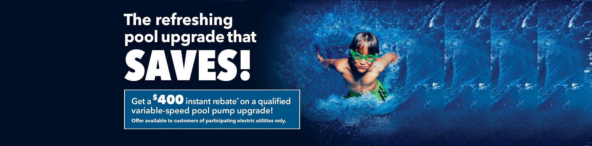 Poolsaver Program