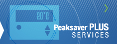 Open new window to learn about peaksaver PLUS program