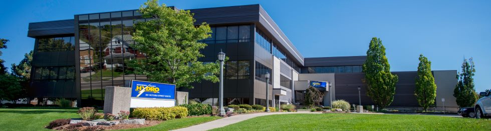 Banner image of Kitchener-Wilmot Hydro Office